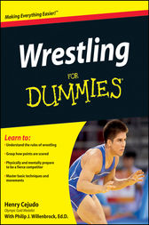 Wrestling For Dummies by Henry Cejudo