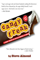 Candyfreak by Steve Almond