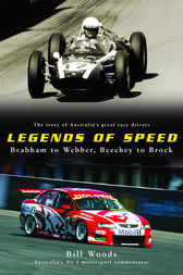 Legends Of Speed by Bill Woods