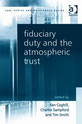 Fiduciary Duty and the Atmospheric Trust