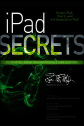 iPad Secrets (Covers iPad, iPad 2, and 3rd Generation iPad) by Darren Murph
