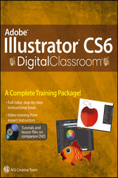 Adobe Illustrator CS6 Digital Classroom by Jennifer Smith