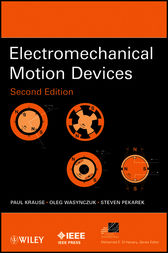 Electromechanical Motion Devices by Paul C. Krause