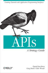 APIs: A Strategy Guide by Daniel Jacobson