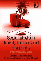 Social Media in Travel, Tourism and Hospitality by Evangelos Christou