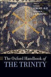 The Oxford Handbook of the Trinity by Gilles Emery P.