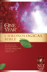 The One Year Chronological Bible Nlt Ebook By Tyndale border=