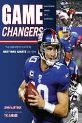 Game Changers: New York Giants by John Maxymuk