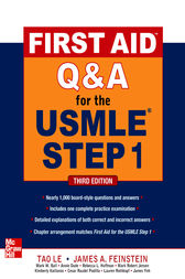 First Aid Q&A for the USMLE Step 1 3/E
