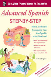 Advanced Spanish Step-by-Step by Barbara Bregstein