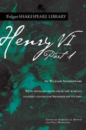 Henry VI Part I by William Shakespeare