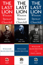 The Last Lion Box Set by William Manchester