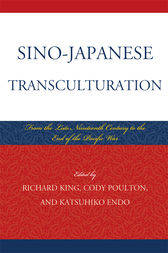 Sino-Japanese Transculturation by Richard King