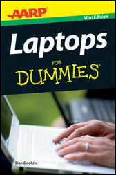 AARP Laptops For Dummies by Dan Gookin
