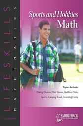 Sports & Hobbies Math by Saddleback Educational Publishing
