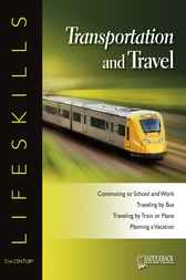 Transportation & Travel Worktext by Joanne Suter