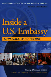 Inside a U.S. Embassy by Shawn Dorman