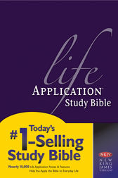 Life Application Study Bible NKJV by Tyndale