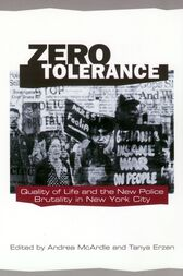 Zero Tolerance by Andrea Mcardle