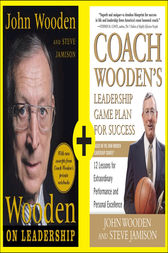 book report on john wooden wooden on leadership Download our annual report for more detailed john wooden possesses leadership skills and the ability to work hard wooden, john wooden, john world book.