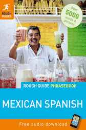 Rough Guide Phrasebook: Mexican Spanish