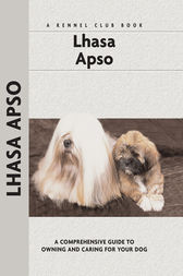 Lhasa Apso by Juliette Cunliffe