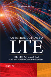 An Introduction to LTE by Christopher Cox