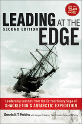 Leading at The Edge by DENNIS N.T. PERKINS