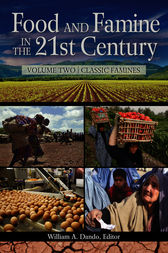 Food and Famine in the 21st Century [2 volumes] by William Dando