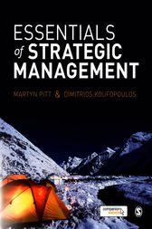 Essentials of Strategic Management by Martyn R Pitt