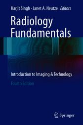 Radiology Fundamentals by Janet Neutze