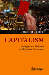 Capitalism by Bruce R. Scott