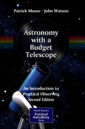 Astronomy with a Budget Telescope by Patrick Moore