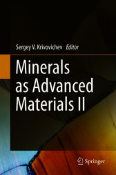 Minerals as Advanced Materials II by Sergey V. Krivovichev