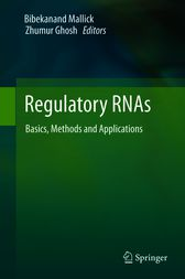Regulatory RNAs by Bibekanand Mallick
