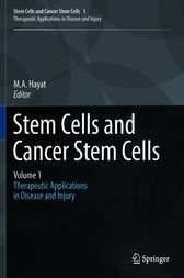 Stem Cells and Cancer Stem Cells, Volume 1 by M.A. Hayat