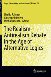 The Realism-Antirealism Debate in the Age of Alternative Logics