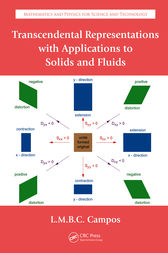 Transcendental Representations with Applications to Solids and Fluids by Luis Manuel Braga da Costa Campos