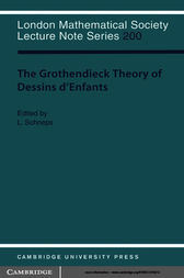The Grothendieck Theory of Dessins d'Enfants by Leila Schneps