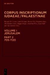 Jerusalem, Part 2: 705-1120 by Robert Daniel