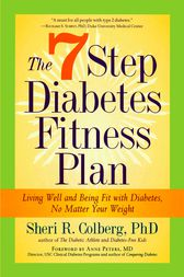 The 7 Step Diabetes Fitness Plan by Sheri Colberg-Ochs