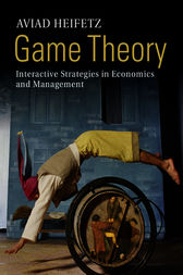 Game Theory by Aviad Heifetz