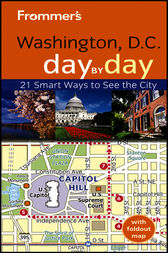 Frommer's Washington D.C. Day by Day by Meredith Pratt