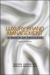 Luxury Brand Management by Michel Chevalier