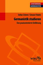 Germanistik studieren by Simone Finkele