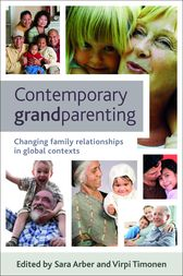 Contemporary grandparenting by Sara Arber