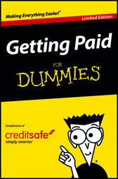Getting Paid For Dummies by Consumer Dummies