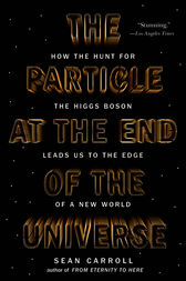 The Particle at the End of the Universe by Sean Carroll