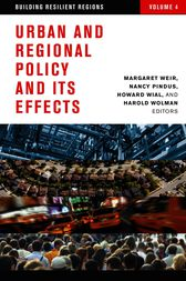 Urban and Regional Policy and Its Effects by Margaret Weir