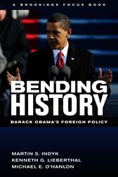 Bending History by Martin S. Indyk